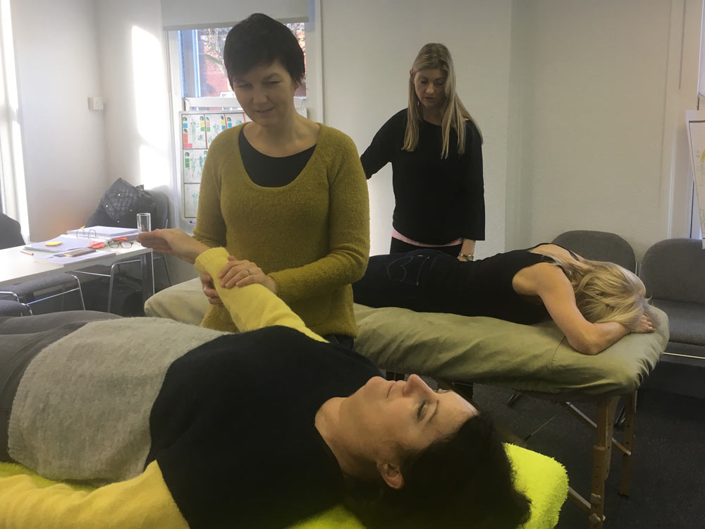 karen's courses kinesiology training Wiltshire